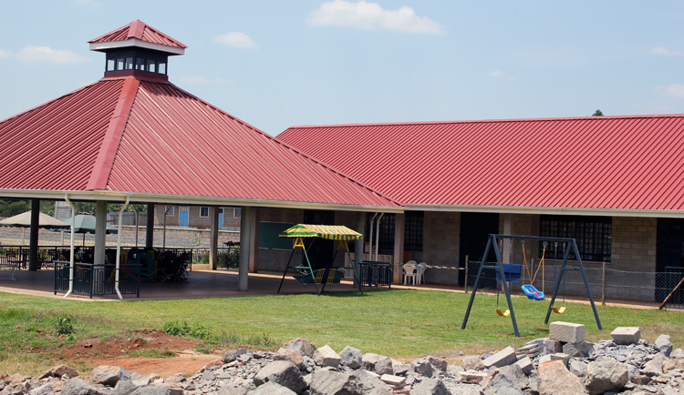 Heshima Children's Center in Karen, Nairobi, Kenya